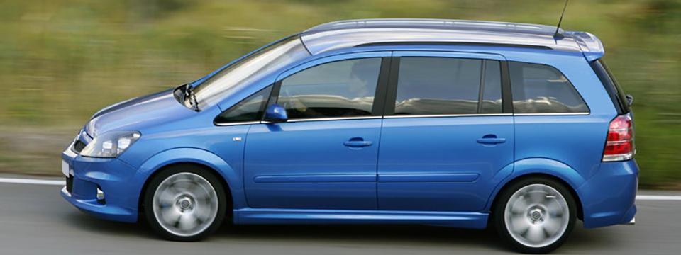 Egyterű autók – Minivan